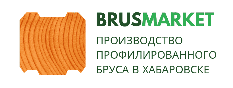 Логотип компании BrusMarket.